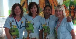 Special Care Baby Unit gets Tree Hutt Scrubs
